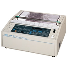 JAX-91 Weather fax receiver
