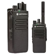DP2400 VHF or UHF radio