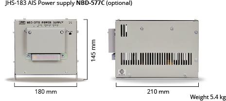 JHS-183 power supply dim