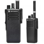 DP4401e VHF or UHF radio