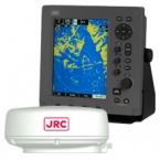 JMA-3334 X-band radar
